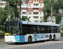 Permian bus