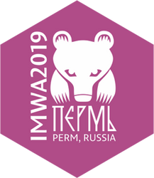 IMWA2019 logo