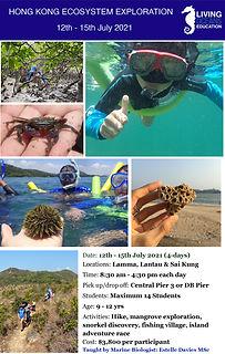 HK Ecosystem Exploration Week 1_July 202