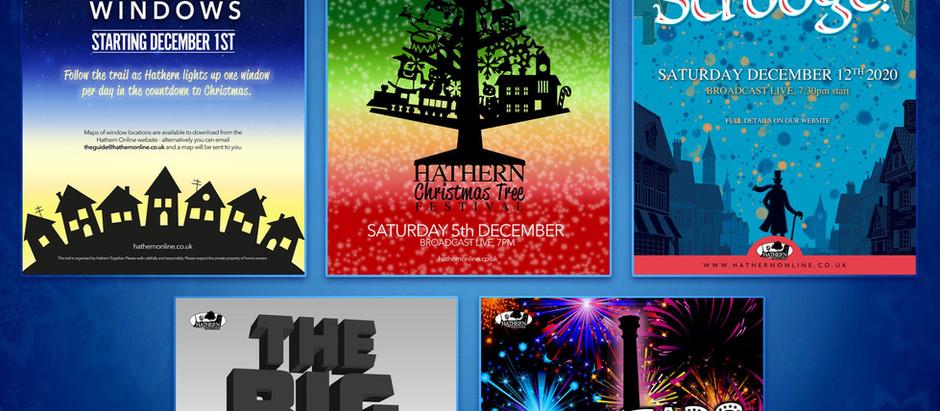 Hathern Together's Winter Calendar is Live!