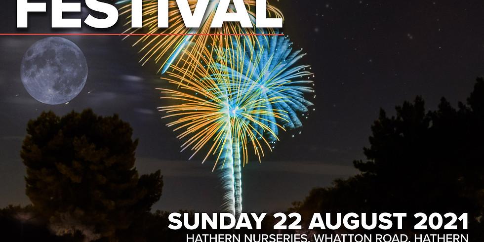 Hathern Summer Fireworks Festival