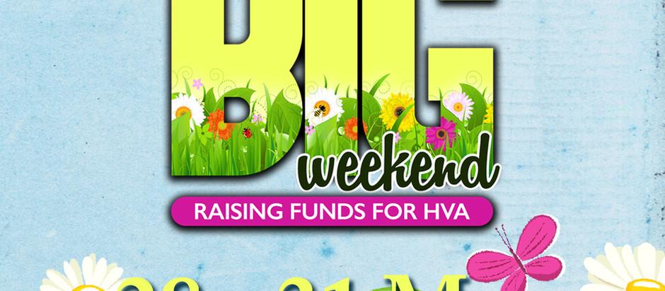 Hathern's Big Weekend Announced!