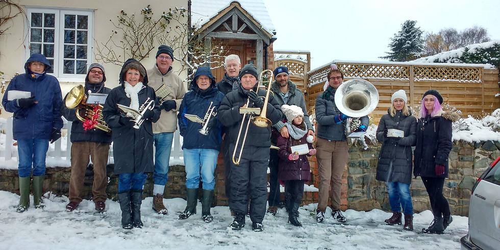 Hathern Band - Carols on the Street