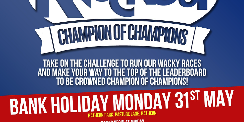 It's a Knockout - Champion of Champions!