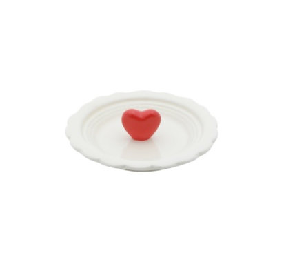Pratinho Porta Jóia Lovely  Heart