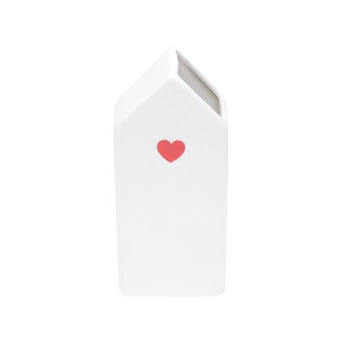 Vaso Lovely Heart G