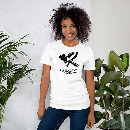Gilly C Music Short-Sleeve Unisex T-Shirt