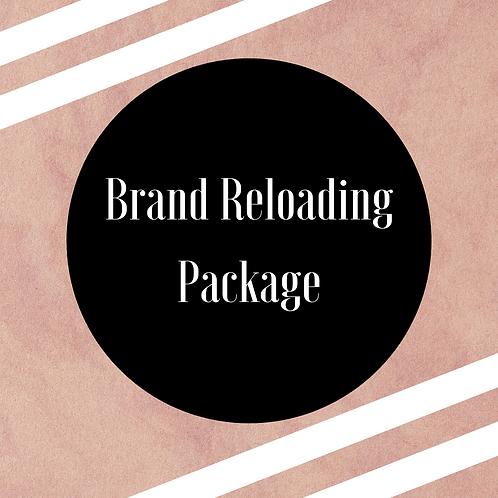 Branding Reloading (Retainer Fee)
