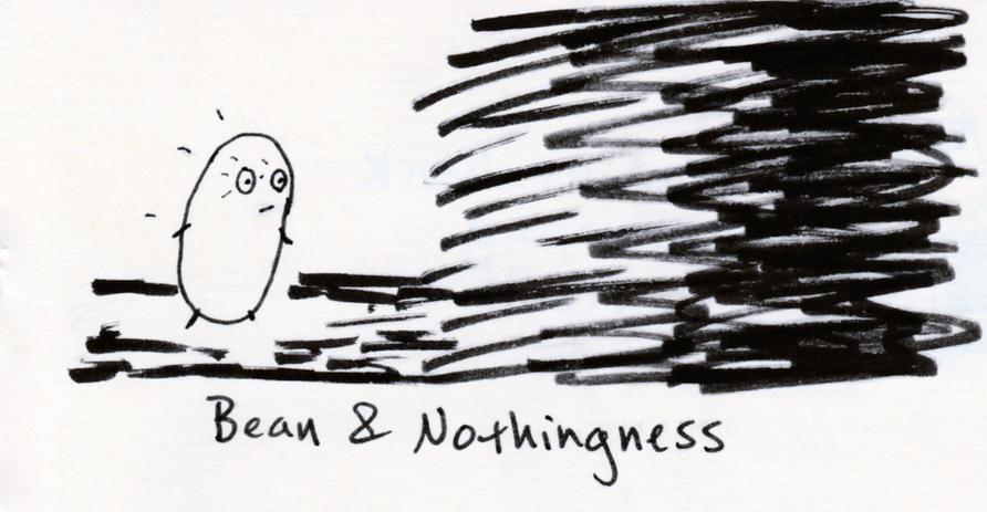 Bean and Nothingness.png