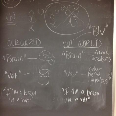 Brains in a Vat!