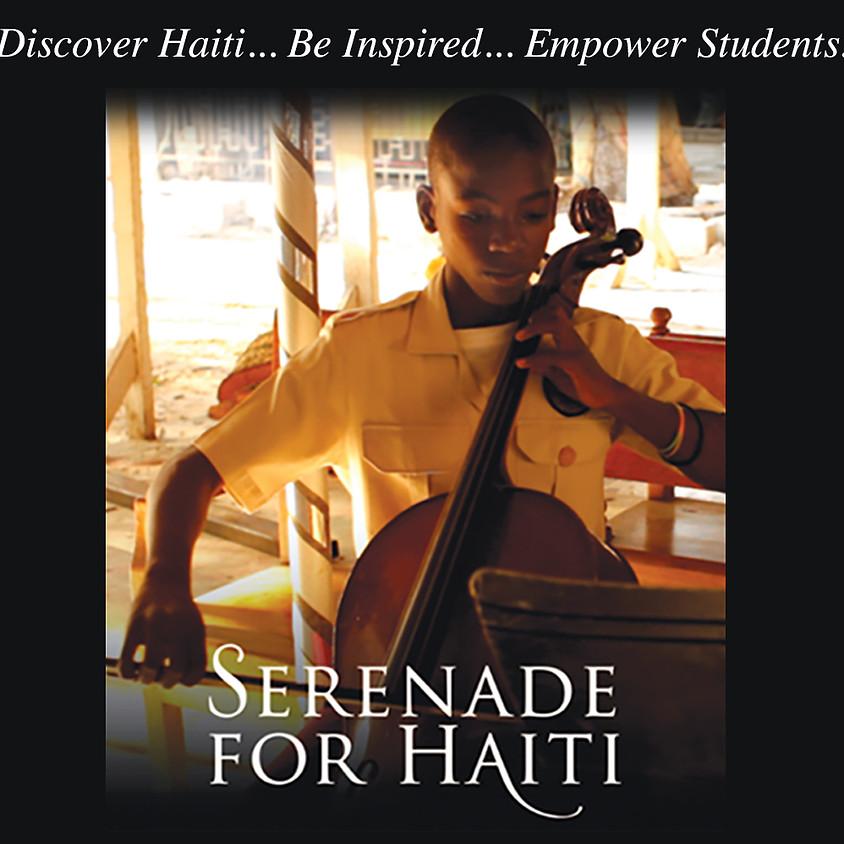 Serenade for Haiti - Film Screening