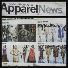 TIGERS EYE CLOTHING in California Apparel News Vol.72 Number 44