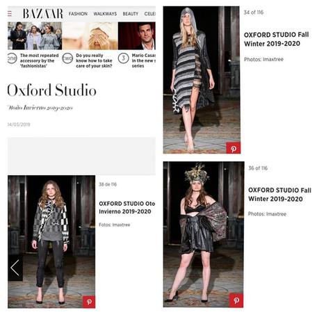 Tigers Eye Clothing Paris Fashion Week AW 19
