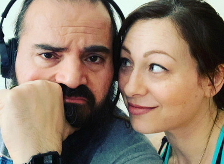 The Couple That Podcasts Together, Slays Together