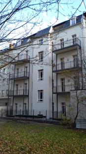 Fassade Hofseite