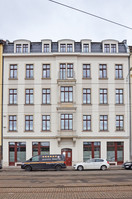 Fassade Straßenseite