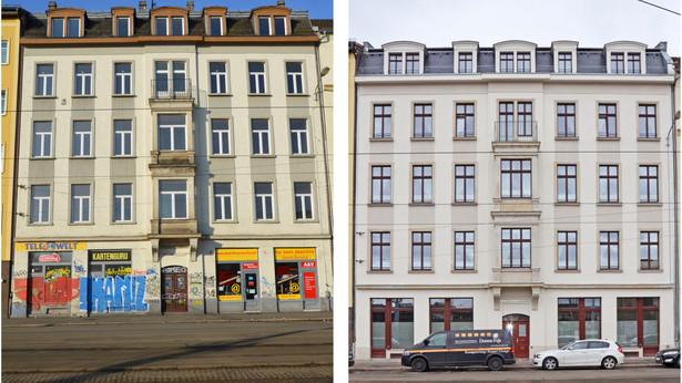 Fassade Straßenansicht