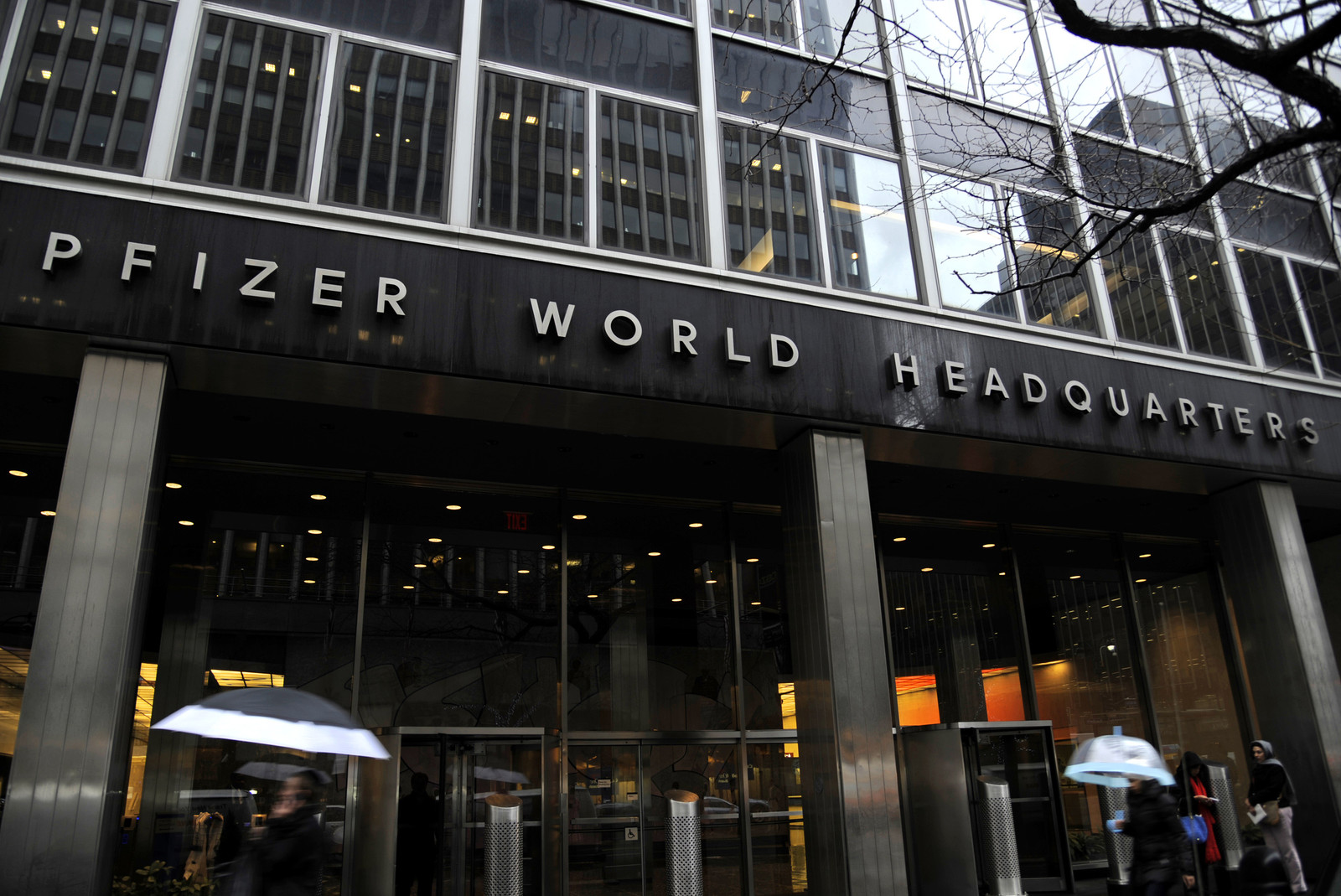 Pfizer World Hq