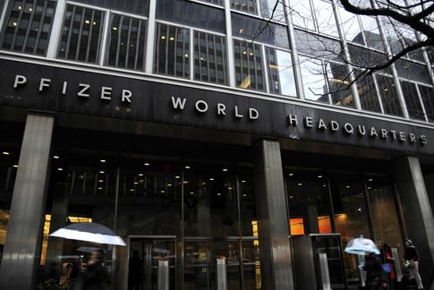 Pfizer World HQ