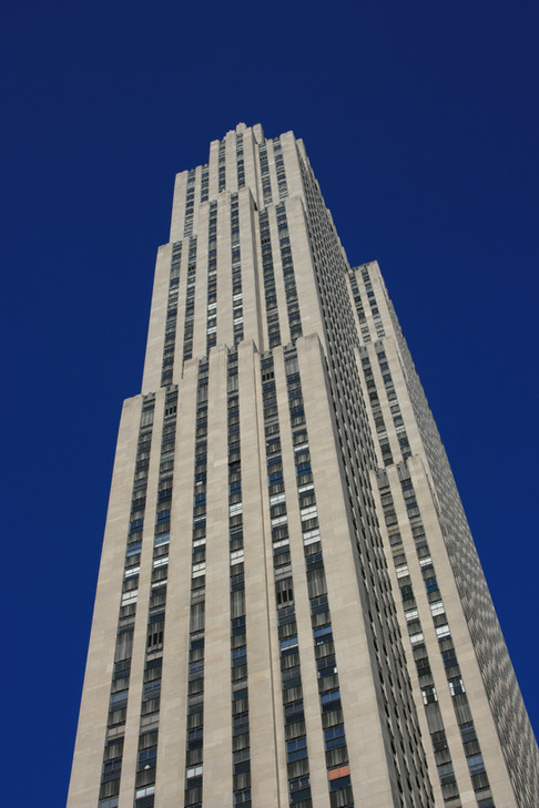 GE Building Rockefeller Plaza