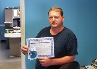 """WOW"" Award Winner - Jason Fonseca, North Augusta Terminal"