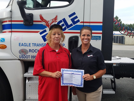 """WOW"" Award Winner - Dee Ramsey, Charlotte Terminal"
