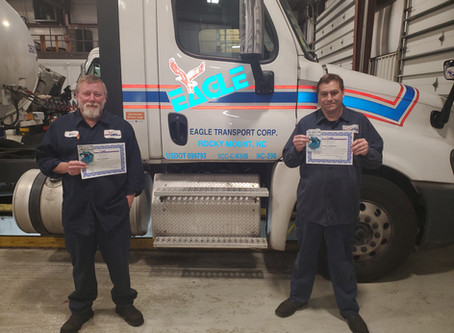 "Q1 ""WOW"" Award Winners from Our Charlotte Terminal"