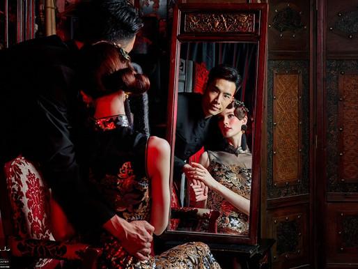 囍中國風型格攝影( 適合: Pre wedding、週年夫婦、情侶、個人拍攝及喜愛中國風人士 )