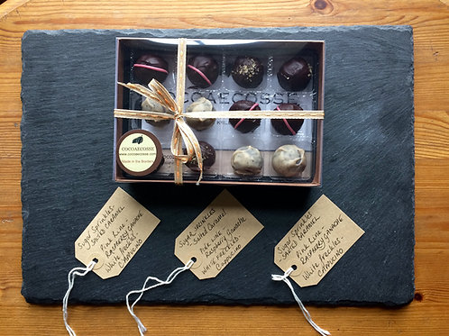 Box of Mixed Truffles - Selection 1