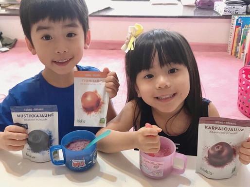 兒童食物推介:Biokia有機漿果粉