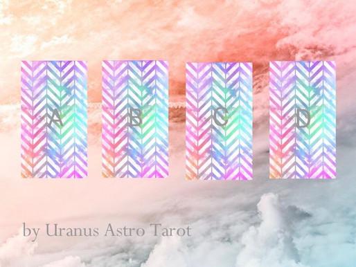 【月琉璃占星塔羅Uranus Astro Tarot】《網上占卜☆內在聲音的指引》