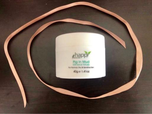 【清潔毛孔】 澳洲 Happy Skincare。Pig In Mud礦物面膜