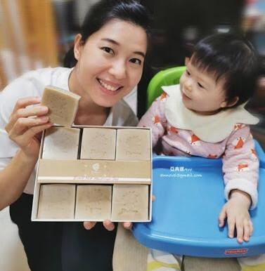 (娜娜親子推介) 給寶寶最珍貴的呵護,Daitima 訂製個人母乳皂