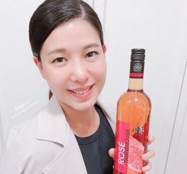 (娜娜體驗) 郊遊聚會餐飲推介—Expert Club Rosé Pamplemousse,女生最愛果香清甜的粉紅葡萄酒