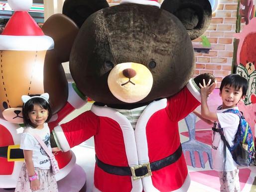 Bear School 來港sweet 爆「熊」色聖誕