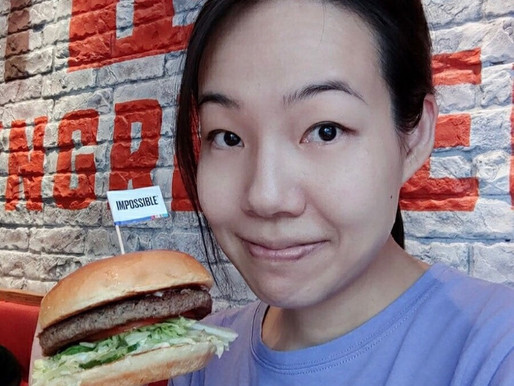 【Impossible Burger】