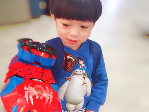 我要做Spider-Man 🕷
