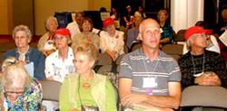 Group at 09 Deleg. Assembly