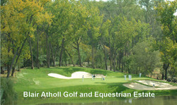 Blair Atholl Golf and Equestrian Estate