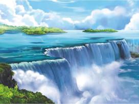 GolfVistaSA: Watersheds or Waterfalls