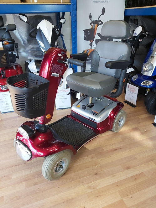 Pre owned Pro Rider C3 Deluxe mobility scooter