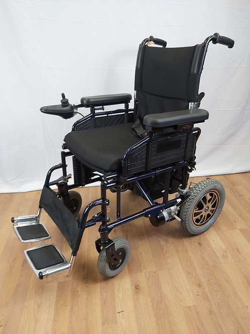 Pre-Owned Aries Folding Powered Wheelchair