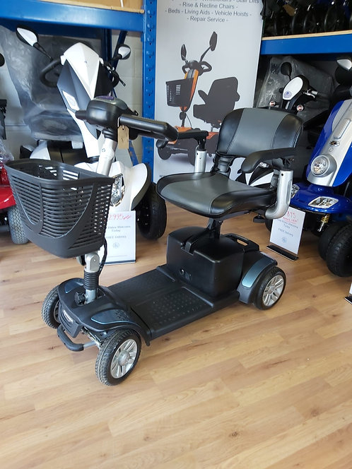 Pre-owned TGA Eclipse Mobility Scooter.