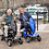 Thumbnail: Kymco Komfy 4 Mobility Scooter