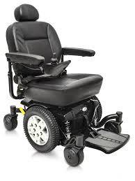 Pre Owned Pride Jazzy 600ES Powered Wheelchair