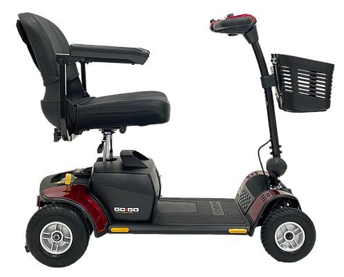 Pre Owned Pride Gogo Elite Traveller PLUS mobility scooter