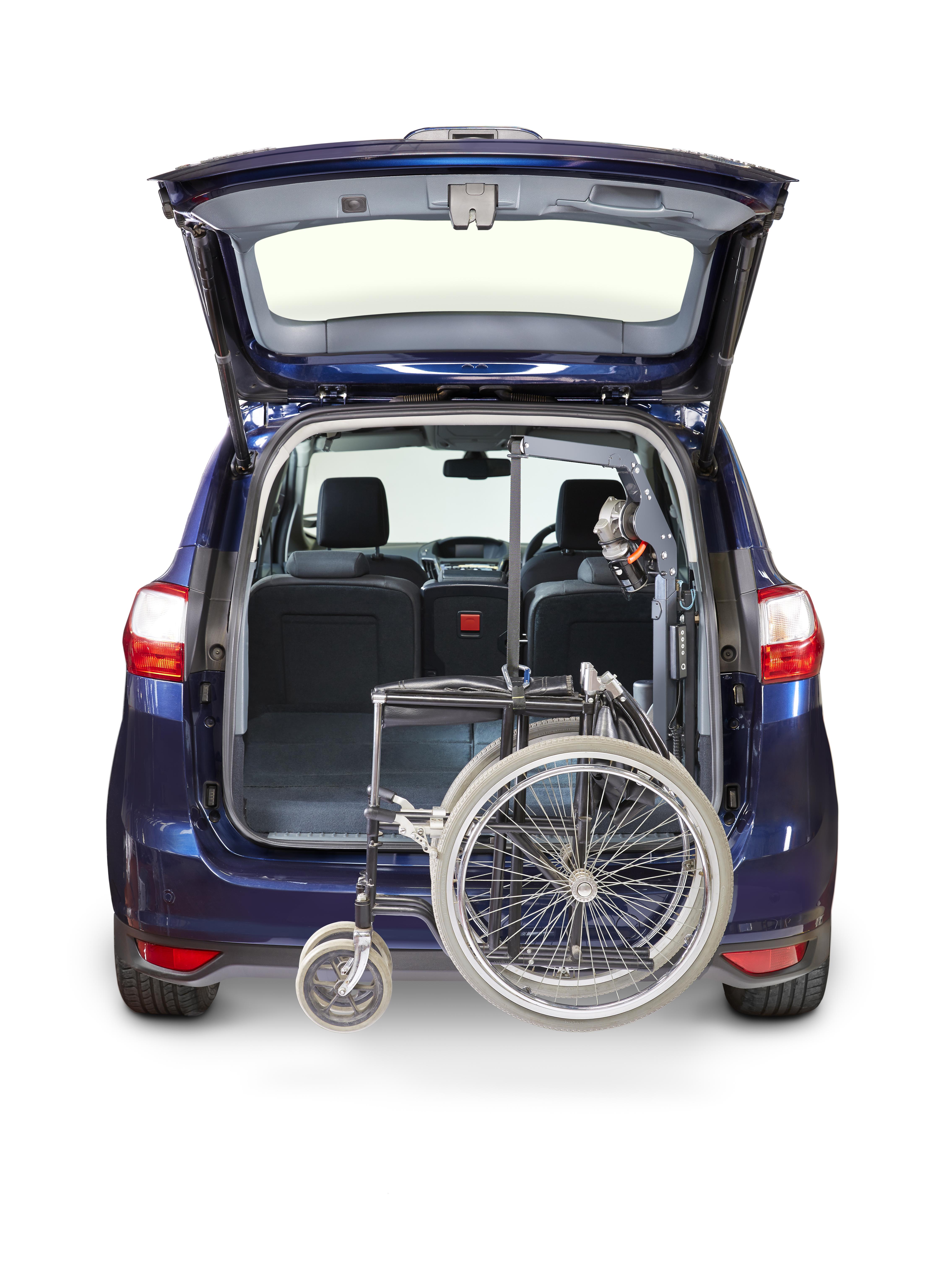 LM Range Hoist-sheffield mobility