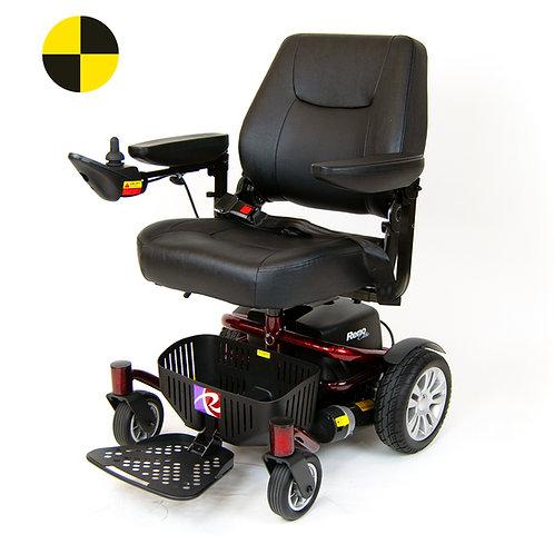 Roma Reno Elite Powerchair with Captains Chair