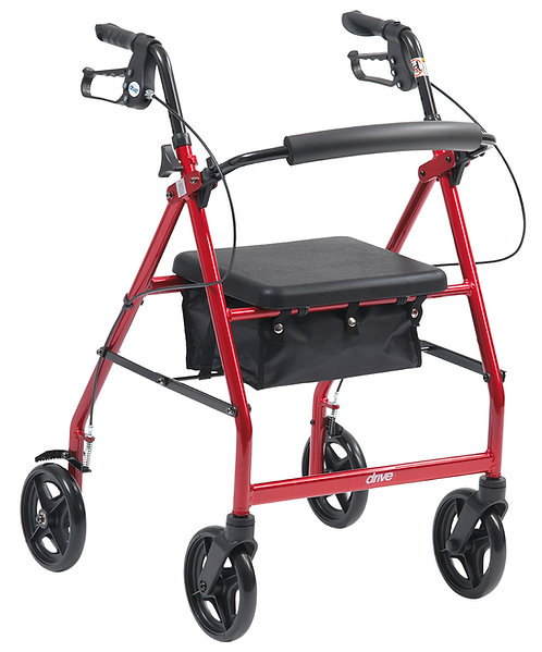 Drive Lightweight Folding Rollator