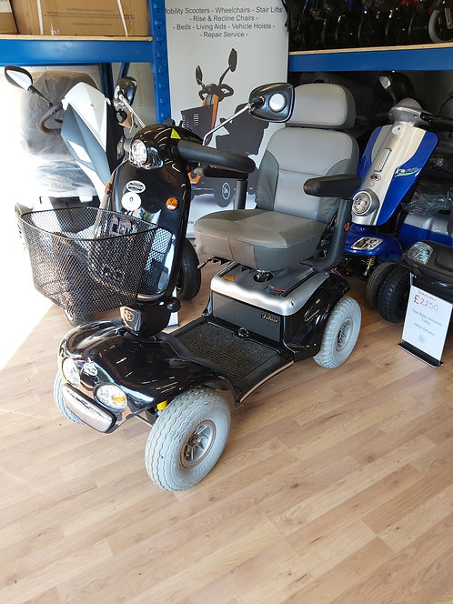 Pre Owned Shoprider Cadiz Mobility Scooter